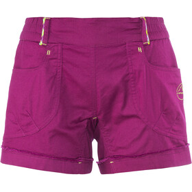 La Sportiva Escape Shortsit Naiset, plum